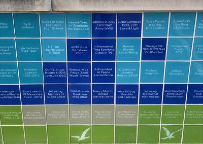Community Support Wall Tiles