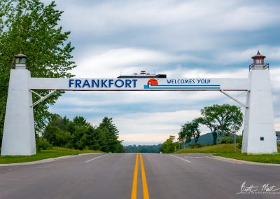 Frankfort welcome gateway
